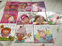 Collection of 10 fairy kids children books
