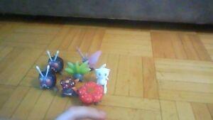 Tomy Pokemon Figures