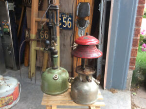1933 And 1956 Coleman Lanterns