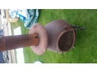 Garden chimnia