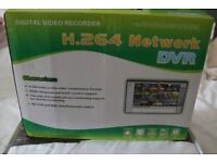 H.264 Network DVR recorder