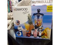KENWOOD JUICER new in box
