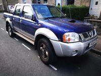 Nissan Navara D22 2.5d 2002 Pick Up Truck
