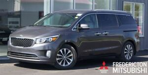 2016 Kia Sedona SX+! HEATED LEATHER! ONLY 37K!