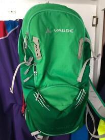 Vaude bike back pack 14ltr RRP £75.00