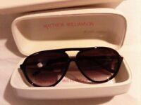 BN genuine Made in Japan Linda Farrow, designed by Matthew Williamson, sunglasses.