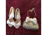 Miss Kg shoes and bag