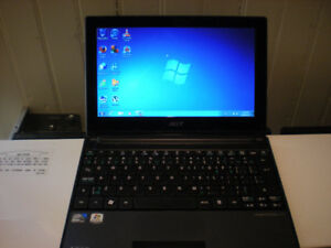 Acer Aspire One In Great Shape  Windows 7