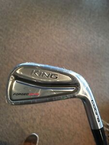Cobra forged one length irons