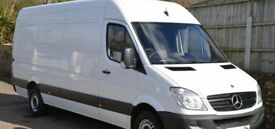 Large Van with Man / house flat removal /Rotherham Sheffield