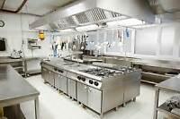 CLEANING SERVICE restaurant kitchen office starting $20 hr call