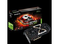 *NEW* GIGABYTE 1080 8GB XTREME GAMING GPU
