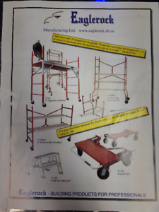 4' and 6' Scaffolding