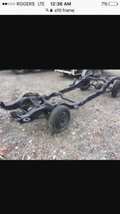 Looking for a s10 or Sonoma frame