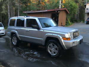 2006 Jeep Commander Limited Trail Rated SUV