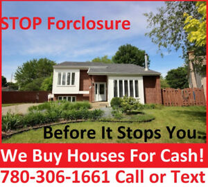 Stop Worrying About Your Mortgage. We Buy Houses!