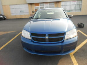 2010 Dodge Avenger SE; Certified-No accident