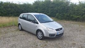 2006 Ford Focus C-Max 1.8 TD Ghia * Full History * Top Spec – Full Leathers * Mechanically Superb *