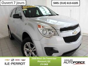 2011 CHEVROLET Equinox FWD CLIMATISEUR, MAGS, CRUISE CONTROL, AI