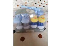 Brand new Baby socks gift set