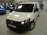 VW Caddy Maxi C20 TDI STARTLINE + JUST SERVICED + JULY 18 MOT
