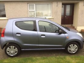 Nissan Pixo 2012, pure Drive, One owner, full service Nissan history, great wee car in every way.