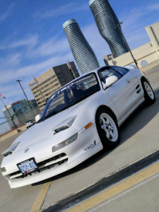 Real 3rd gen 1993 jdm toyota mr2 gts turbo (rhd) hardtop!