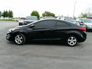 2013 Hyundai Elantra GLS-COUPE-SUNROOF-HEATED SEATS