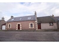 Cosy Family 3 bedroom cottage for rent in Portknockie