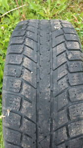 215 55 R16 winter tires NEW