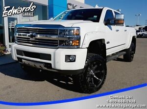 2015 Chevrolet Silverado 3500HD High Country Diesel 6.6L Loaded