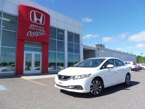 2015 Honda Civic Sedan EX 4P *** À partir de 65.06$ par semaine