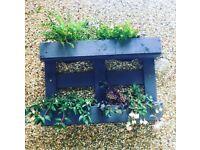 Decorative Garden Wall Planter