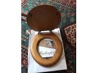 Burlington toilet seat for sale