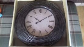 Large Wall Clock 23 Inches