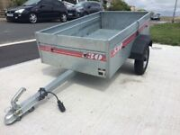 """Caddy"" 3 x 5ft trailer - Very Good condition"