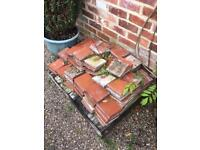Quarry floor tiles (reclaimed)