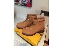 Brand new men's caterpillar boots
