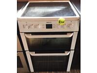 Refurbished beko bdvc668 electric cooker-3 months guarantee!