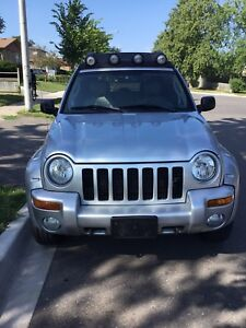 2004 Jeep Liberty Renegade w/ Safety and E-Test