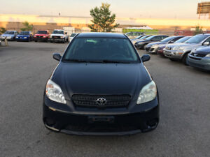 2005 Toyota Matrix. CERTIFIED, E TESTED, WARRANTY, NO ACCIDENT