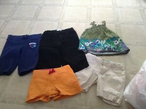 Size 3 Oshkosh, Gap and children's place
