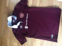 Hearts home top