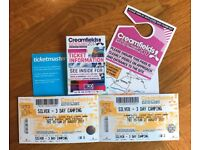 Creamfields - 2x Silver 3 Day Camping tickets including parking pass