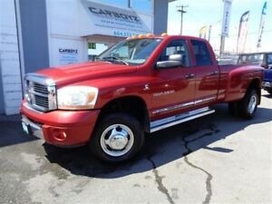 2006 Dodge Ram 3500 Laramie 4x4 Dually, 5.9L Cummins Diesel