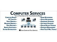 PC/Computer/Laptop Repair Service/web design/Mac/ IT Support Services/PC Maintenance/server/