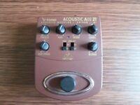 Behringer ADI 21 Acoustic Modeler/DI Box