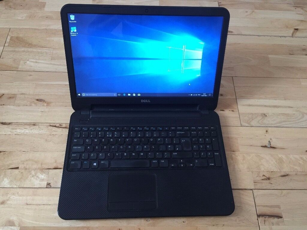 "laptop dell inspiron 3521 Dell Inspiron 352115.6"" Core i3 3217U 4 GB RAM 500 GB HDD Notebookin Plaistow, LondonGumtree - Dell Inspiron 3521 15.6"" Core i3 3217U 4 GB RAM 500 GB HDD Intel HD Graphics 2x USB 2.0 2x USB 3.0 1x HDMI Webcam Windows 10 Black Notebook GREAT FOR First time computer users, school kids, easy laptop to use Great Condition £250 ONO"