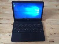 laptop dell inspiron 3521, 15.6 screen, Core i3 3217U 4 GB RAM 500 GB HDD