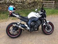 Yamaha fz1 n , very good condition, low miles , 3 keys including red key , £3,500